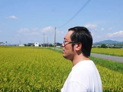 健康農園さんの無農薬栽培『雑穀米』『発芽玄米』売れてます!平成30年度の稲刈りはまもなくです!_a0254656_17563607.jpg