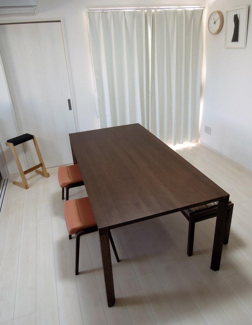 納品実例 HARU テーブル_d0224984_11131509.jpg