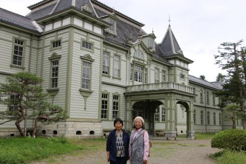 京都市の相場さんと松田さんが重文本館をご見学_c0075701_21010857.jpg