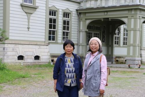京都市の相場さんと松田さんが重文本館をご見学_c0075701_21011315.jpg