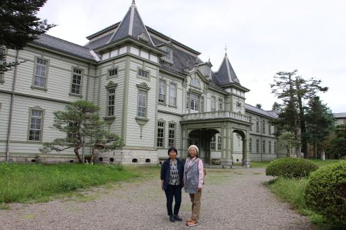 京都市の相場さんと松田さんが重文本館をご見学_c0075701_21011890.jpg