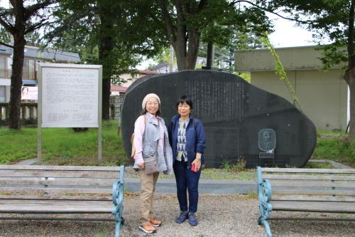 京都市の相場さんと松田さんが重文本館をご見学_c0075701_21012726.jpg