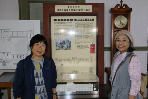 京都市の相場さんと松田さんが重文本館をご見学_c0075701_21022768.jpg