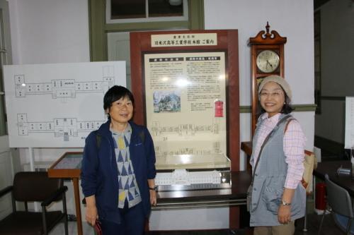 京都市の相場さんと松田さんが重文本館をご見学_c0075701_21023277.jpg