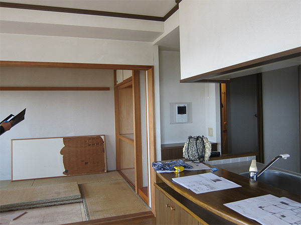 BASE CAMP(名古屋市緑区マンション)_a0278306_17464381.jpg