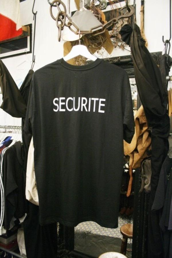 2018 8-9 ヨーロッパ買い付け後記3 人ん家のカレー! 入荷フランス軍M-47パンツ、VETEMENTSネタSECURITE Tシャツ_f0180307_01155509.jpg