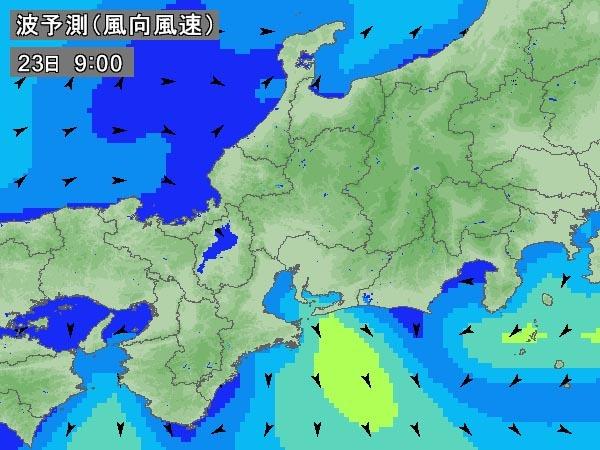 3連休ですが土曜日は海が悪い_f0009039_17350403.jpg