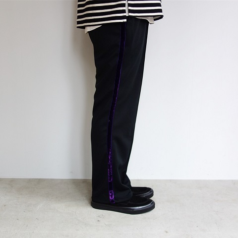 Needles : Side Line Center Seam Pant - Poly Smooth_a0234452_19522951.jpg