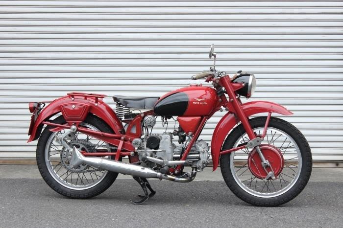 Moto Guzzi Airone Turismo 入荷。_a0208987_12164277.jpg