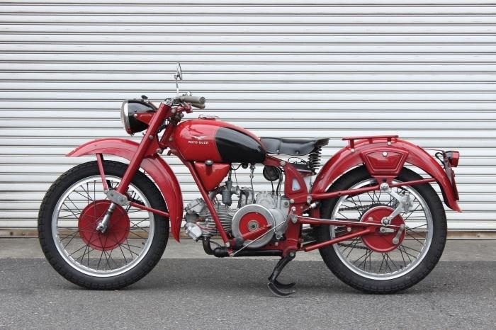 Moto Guzzi Airone Turismo 入荷。_a0208987_12165344.jpg