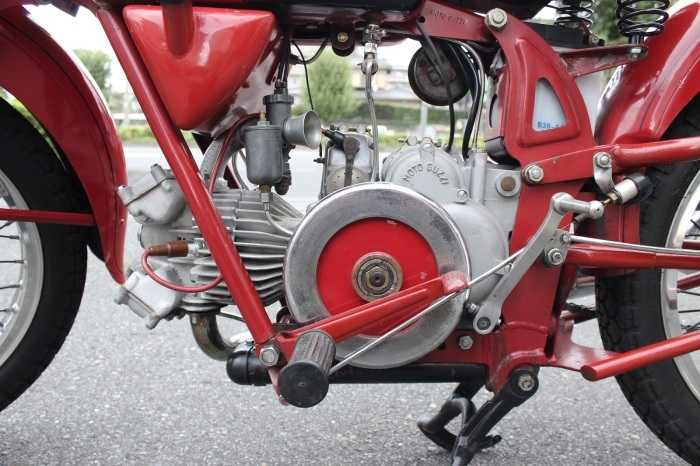 Moto Guzzi Airone Turismo 入荷。_a0208987_12171982.jpg