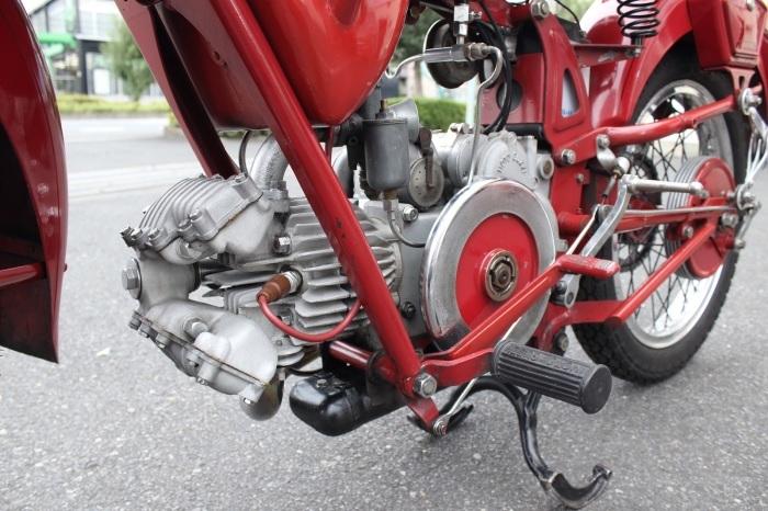 Moto Guzzi Airone Turismo 入荷。_a0208987_12172785.jpg