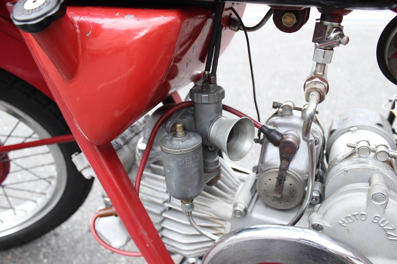 Moto Guzzi Airone Turismo 入荷。_a0208987_12173456.jpg