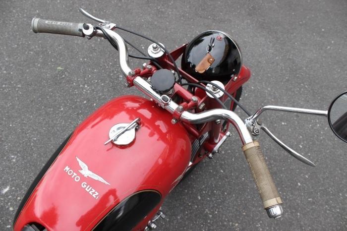 Moto Guzzi Airone Turismo 入荷。_a0208987_12174220.jpg