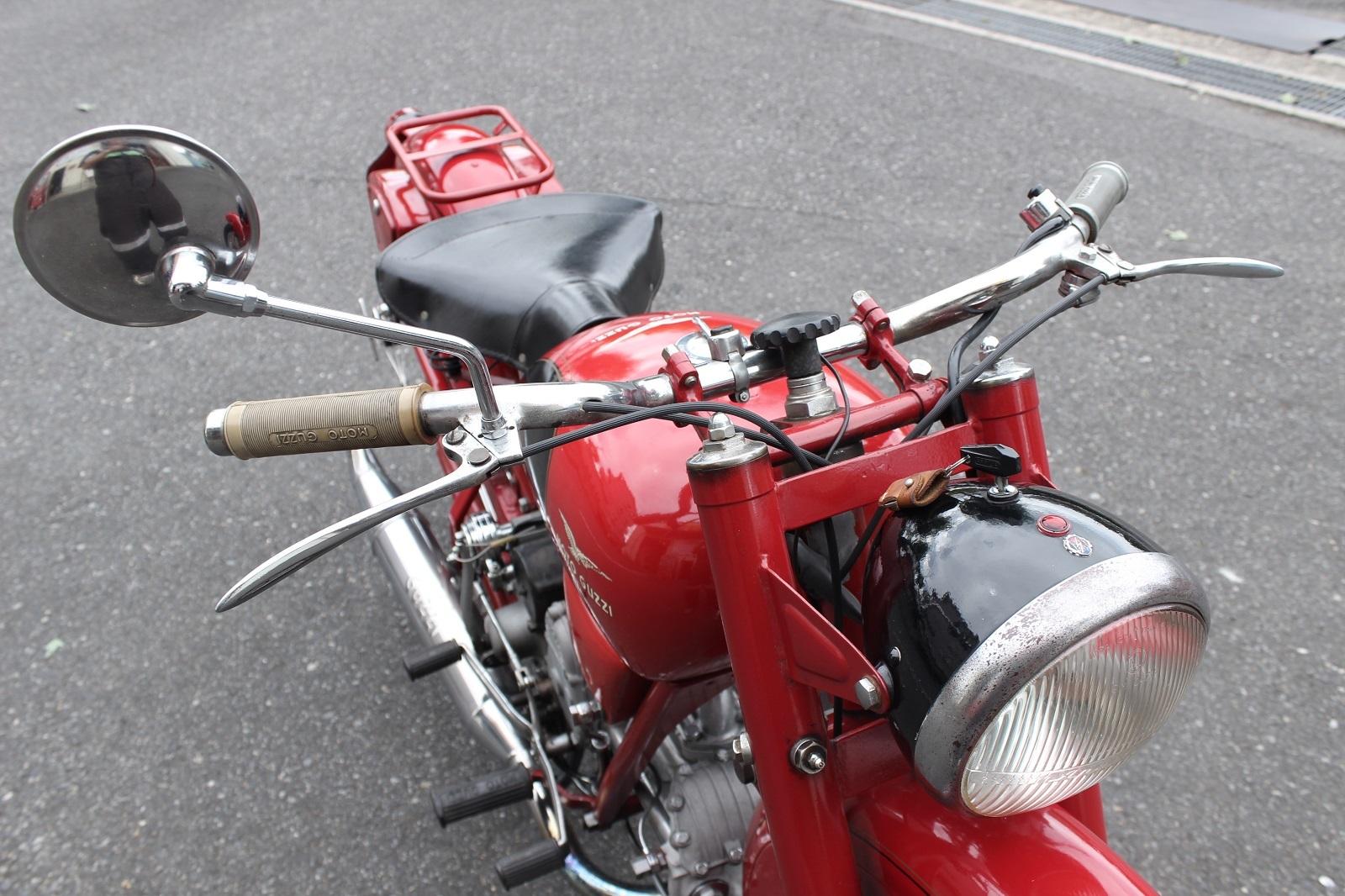 Moto Guzzi Airone Turismo 入荷。_a0208987_12175432.jpg