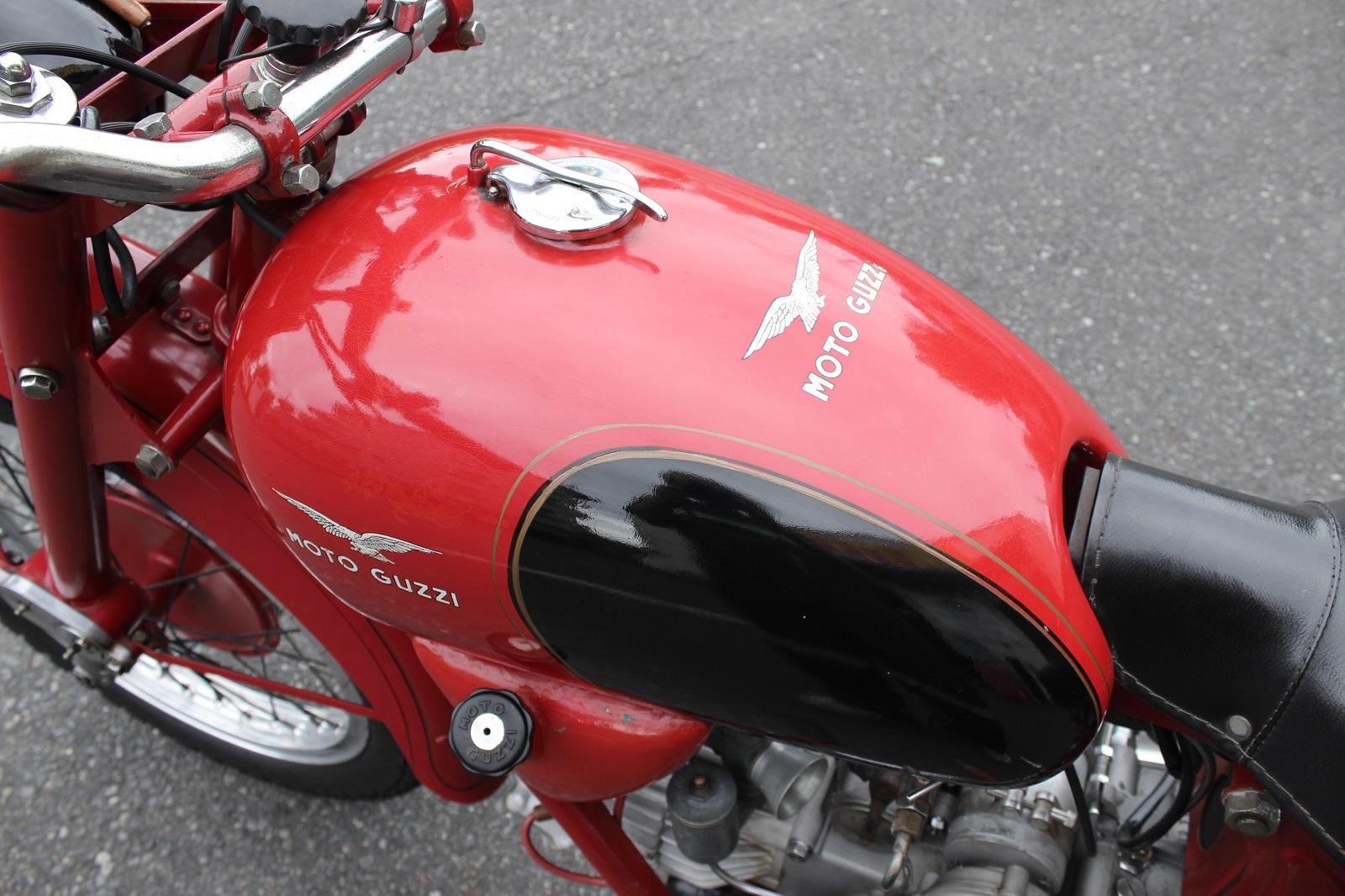 Moto Guzzi Airone Turismo 入荷。_a0208987_12180225.jpg