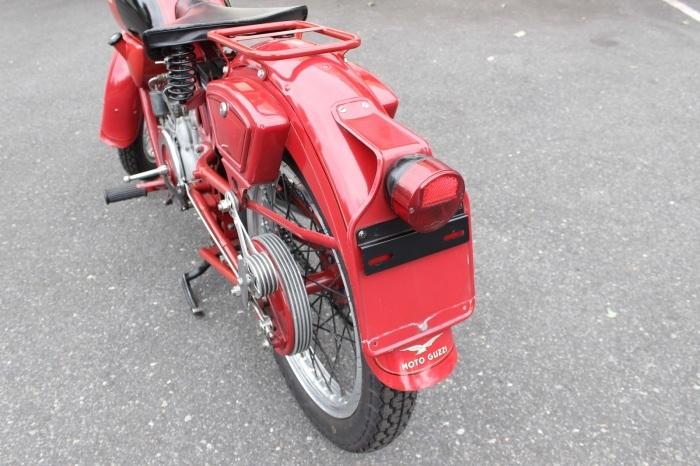 Moto Guzzi Airone Turismo 入荷。_a0208987_12183324.jpg