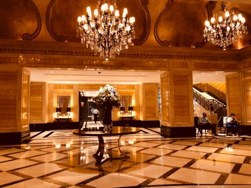 香港のオススメのホテル!ザ ランガム ホテル_f0083294_15290789.jpg