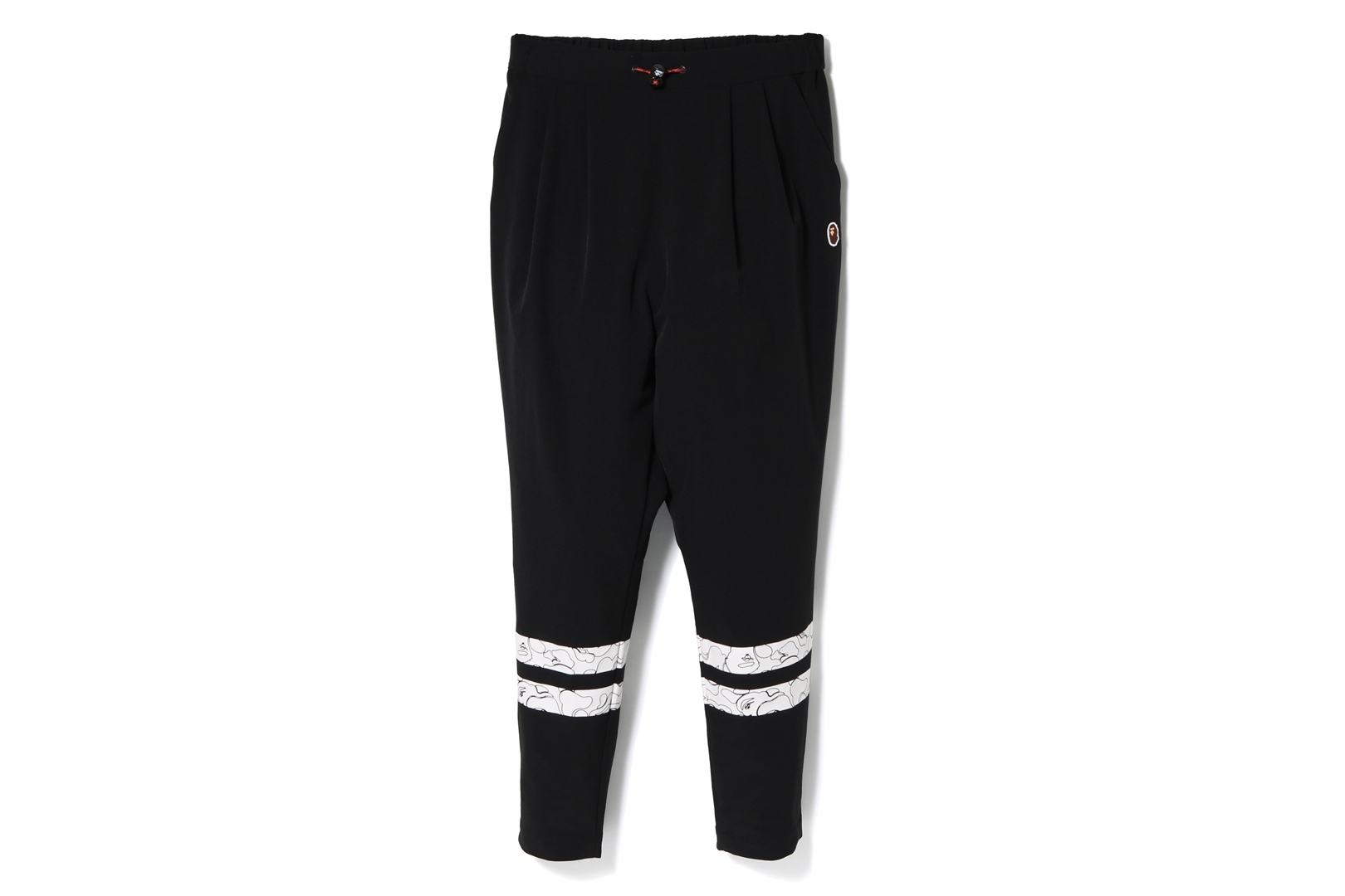 APE HEAD 2TUCK STRETCH TAPERED PANTS_a0174495_13010436.jpg