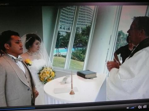 2018年9月23日 隼人の沖縄での結婚式と茨城つくば市での食事会  その10_d0249595_07053407.jpg
