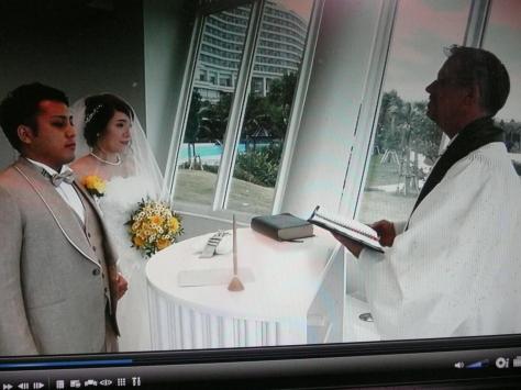 2018年9月23日 隼人の沖縄での結婚式と茨城つくば市での食事会  その10_d0249595_07071658.jpg