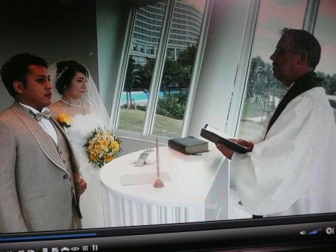 2018年9月23日 隼人の沖縄での結婚式と茨城つくば市での食事会  その10_d0249595_07084807.jpg