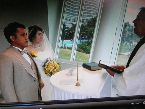 2018年9月23日 隼人の沖縄での結婚式と茨城つくば市での食事会  その10_d0249595_07092581.jpg