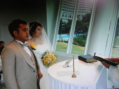 2018年9月23日 隼人の沖縄での結婚式と茨城つくば市での食事会  その10_d0249595_07103378.jpg