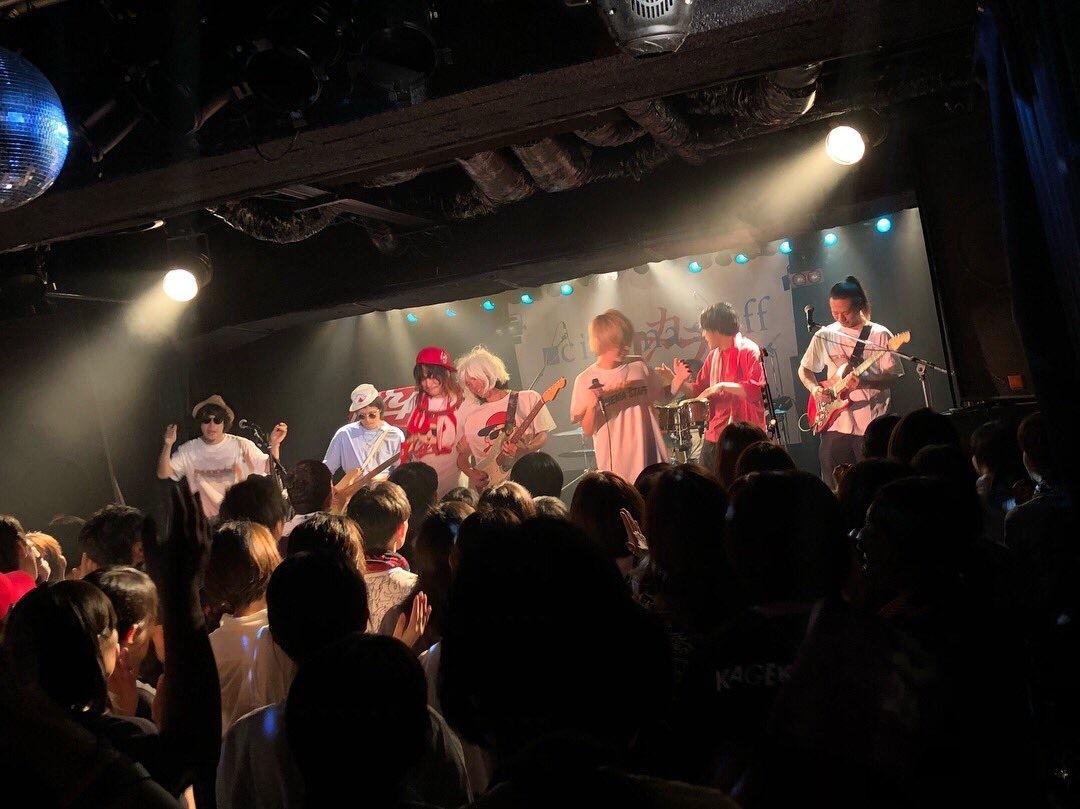 2018.9.6 広島4.14 [cinema staff x アルカラ A.S.O.B.i Tour]_c0222904_03295194.jpg