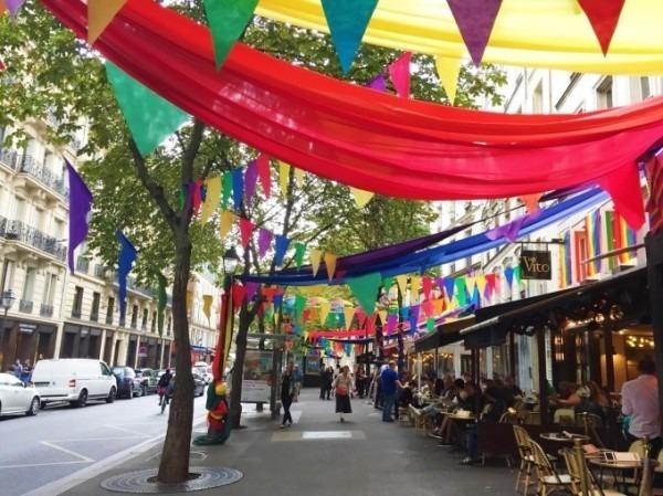 2018 8-9 ヨーロッパ買い付け後記4 パリで昼と夜と同じもの食べる 入荷レディース、ワンピース、ブラウス_f0180307_22221651.jpg