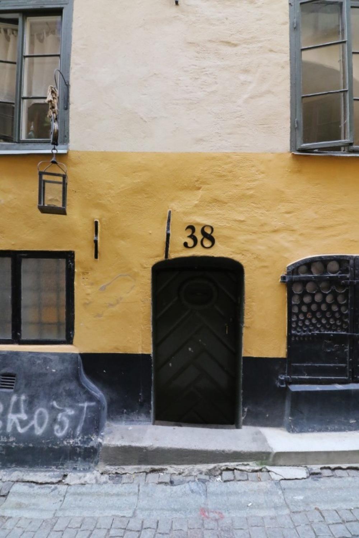 ■北欧近代建築を巡る旅 アールト&アスプルンド 1日目 朝の散歩_f0165030_11214161.jpg