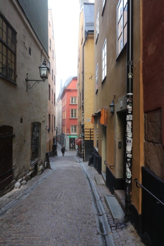 ■北欧近代建築を巡る旅 アールト&アスプルンド 1日目 朝の散歩_f0165030_11214648.jpg