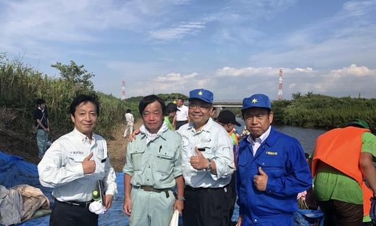 18.09.22(土) 印旛沼環境への思い(*^^)v_f0035232_15591514.jpg