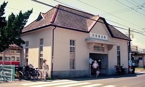 高松琴平電気鉄道志度線 琴電屋島駅_e0030537_18051491.jpg