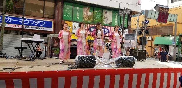 横浜 野毛でミュージックでお祭り_e0119092_15205192.jpg
