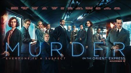 Muder on the Orient Express の DVDを観る:2018.9.23_c0075701_21514150.jpg