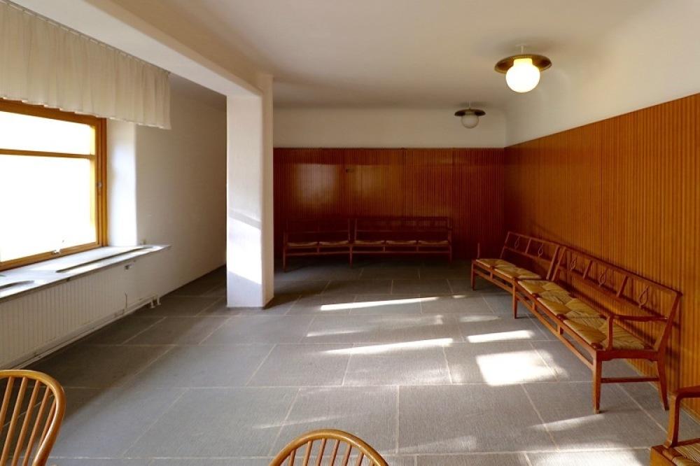 ■北欧近代建築を巡る旅 アールト&アスプルンド 1日目 森の墓地_f0165030_10035437.jpg