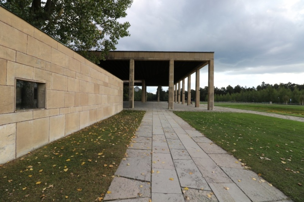 ■北欧近代建築を巡る旅 アールト&アスプルンド 1日目 森の墓地_f0165030_10035821.jpg