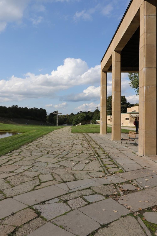 ■北欧近代建築を巡る旅 アールト&アスプルンド 1日目 森の墓地_f0165030_10035999.jpg