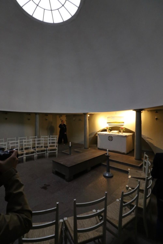 ■北欧近代建築を巡る旅 アールト&アスプルンド 1日目 森の墓地_f0165030_10060994.jpg