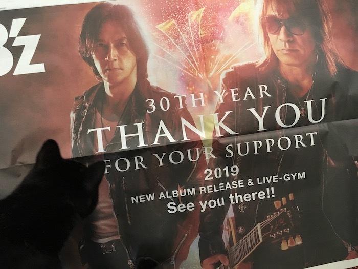 B\'z30周年ライブ無事に終了です_e0359436_11055083.jpg