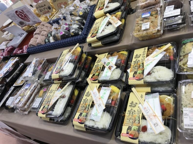 大洗まいわい市場 お昼にお弁当はいかがですか♪_a0283448_11595386.jpeg