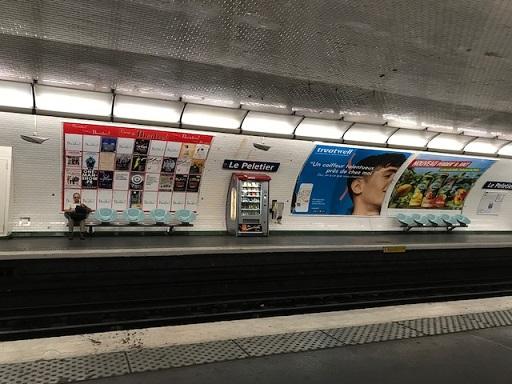 岡田その子・型絵染の帯・パリの地下鉄・赤い元気バッグ_f0181251_15222668.jpg