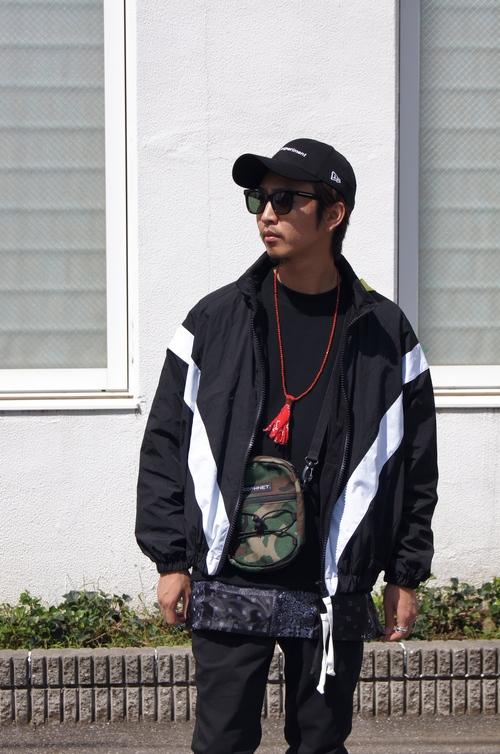 SOPHNET. & UE - Black style._c0079892_20113141.jpg