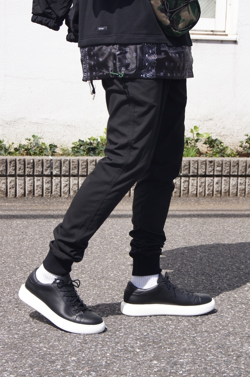 SOPHNET. & UE - Black style._c0079892_20121044.jpg