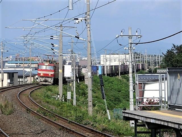 藤田八束の鉄道写真@青い森鉄道と貨物列車の激写・・・貨物列車レッドサンダーと金太郎はかっこいい!!_d0181492_21330836.jpg
