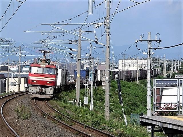 藤田八束の鉄道写真@青い森鉄道と貨物列車の激写・・・貨物列車レッドサンダーと金太郎はかっこいい!!_d0181492_21332397.jpg