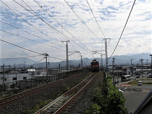 藤田八束の鉄道写真@青い森鉄道と貨物列車の激写・・・貨物列車レッドサンダーと金太郎はかっこいい!!_d0181492_21350755.jpg