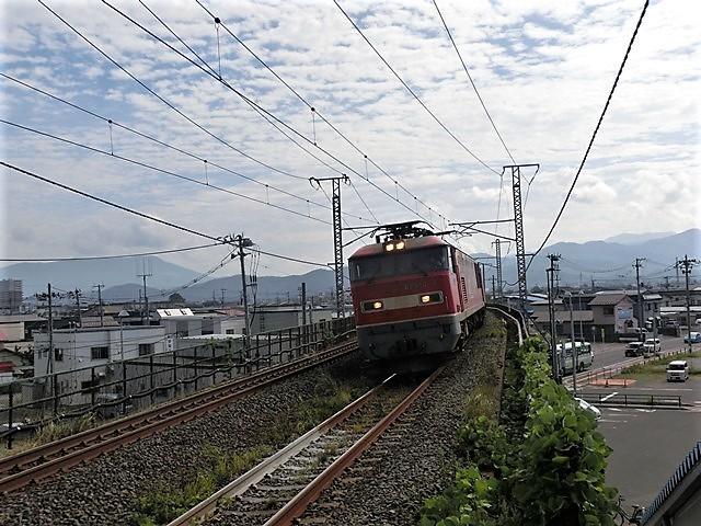 藤田八束の鉄道写真@青い森鉄道と貨物列車の激写・・・貨物列車レッドサンダーと金太郎はかっこいい!!_d0181492_21352012.jpg