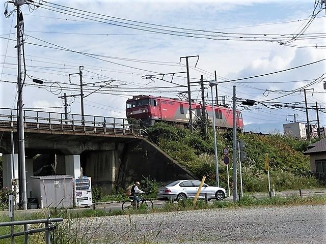 藤田八束の鉄道写真@青い森鉄道と貨物列車の激写・・・貨物列車レッドサンダーと金太郎はかっこいい!!_d0181492_21372166.jpg